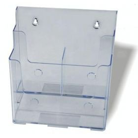 2 x DL or 1 x A4 brochure holder