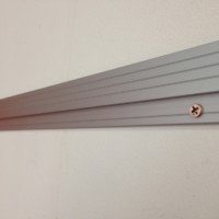 Rail for lit loc brochure holders 450mm