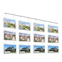 12 LED real estate display