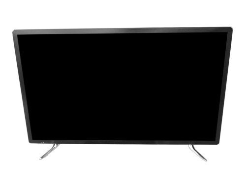 "50"" Display TV Prop suitable for home staging. Lightweight and easy to install - one person only required."